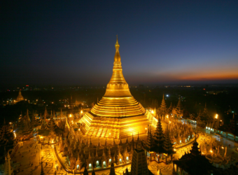 Yangon – History City Center